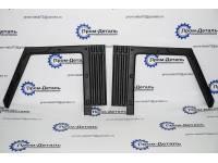 Арки передних дверей УАЗ-452 широкие