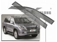 Ветровики KANGLONG LEXUS LX570/LAND CRUISER 200 07-15 825