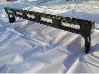 Люстра на УАЗ 452 ВСПЫШКА под 5 светодиодных балок