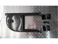 Кронштейн крепления запасного колеса на задней двери УАЗ Хантер синхронная