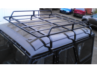 Багажник на УАЗ Хантер Стандарт-усиленный 180 (6 опор)