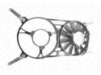 Электровентилятор радиатора Патриот (одинарный) с кожухом (без кондиционера) (3163-00-1308008-60)