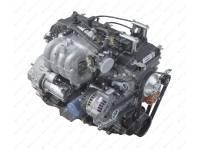 Двигатель ЗМЗ-40911 ( Евро-4,КПП-4ст.,КМПСУД BOSCH,шкиф под 2 ремня,кроншт.ролика,со сцеп) (40911.1000400-60)